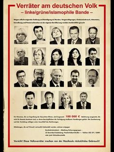 Halbpfosten oder doch Vollpfosten?: Volksverräter