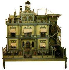 miniature mexican dollhouse | Mexican_dollhouse_5
