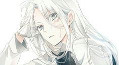 D. Gray Man - Allen Walker