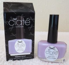 Ciate London Paint Pots Nail Polish in Spinning Teacup (lavender) .46 fl oz