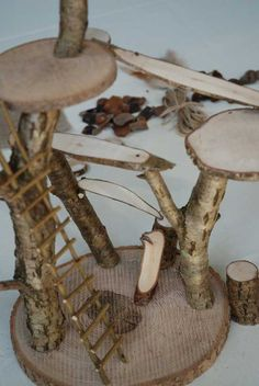 Treehouse Making – Woodland Materials Box   Naturemake