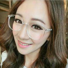 2016 Nova Big Quadro Oversized Óculos Mulheres Homens óculos de Computador Vidros do Olho Óptico armação de óculos Oculos de grau