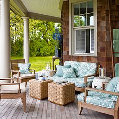The Trend: Multiple Outdoor Rooms