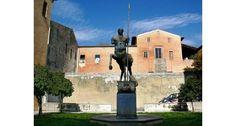 il #Centauro di Igor Mitoraj a #Pietrasanta