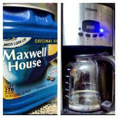 Well heres my breakfast until im home  #coffee  #maxwellhouse  #coffeemaker  #hyper  #sugar  #ewave  #mug  #breakfast  #ewave #magento #MagentoAustralia #MagentoSydney  #ecommrce #ecommerceSydney #webdesign