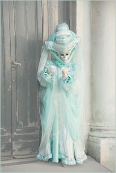 Carnevale di Venezia 2014 01 von Wolfgang Honzejk