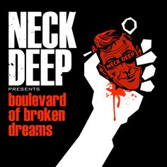 Neck Deep are the UK's answer to The Story So Far. Besides their two albums, they came up with an awesome pop punk cover of Green Day's Boulevard Of Broken Dreams.  Punk, pop punk, band