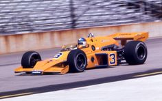Johnny Rutherford Indy 500 1974