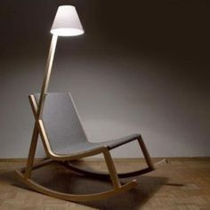 Murakami schommelstoel