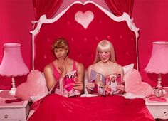 Barbie and Ken's real life marriage revealed. Awesome awesome stuff!