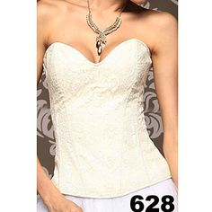 Style de la Cour corset sexy de femmes TOPMELON 628 – EUR € 8.24