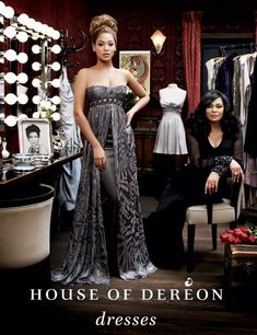 House-of-Dereon, owners/creators, Beyonce and her mom Tina Knowles.