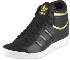 Adidas Top Ten High Sleek Heel W Schuhe black/gold
