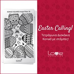 Το Πάσχα πλησιάζει και προτείνουμε πασχαλινή ...διακόσμηση ακόμα και στο μανικιούρ! #loviecosmetics #nails #easterdesigns Image Plate, Easter, Plates, Cosmetics, Licence Plates, Dishes, Griddles, Beauty Products, Easter Activities