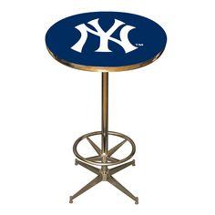 New York Yankees MLB Pub Table