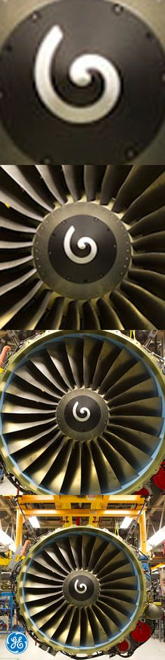 Up close and personal with our GEnx engine!