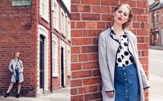 Office Looks - Collections - Features Office Looks, Work Wear, Places To Go, Blazer, Coat, How To Wear, Jackets, Collection, Women