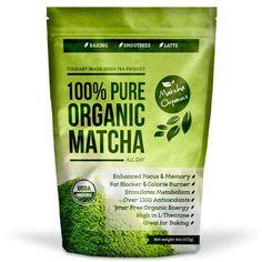 USDA Organic Culinary Matcha Green Tea Powder - 4oz / 113 Grams