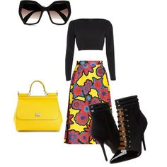 Great Date by whitney-1988 on Polyvore featuring polyvore fashion style River Island House of Holland Vivienne Westwood Dolce&Gabbana Prada