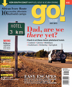Get your digital subscription/issue of go! - South Africa-July 2013 Magazine on Magzter and enjoy reading the magazine on iPad, iPhone, Android devices and the web. Back Road, Real People, Number One, South Africa, Journey, Magazine, Digital, Ipod Touch, Roads