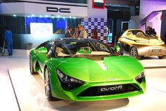 Made in Indian  DC Design, which is famous for vehicle customization, has forayed into producing a complete automobile with the DC Avanti. Considered as India's first supercar, the DC Avanti will be offered for Rs 30 lakh. It will initially be equipped with a mid-mounted, Ford-sourced, 2.0-litre four-cylinder turbocharged petrol engine producing 261 bhp and mated to a six-speed dual-clutch transmission. A Honda-sourced V6 version with 394 bhp is planned for future release.