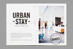 moodley brand identity -Vier Hotels im Großformat.