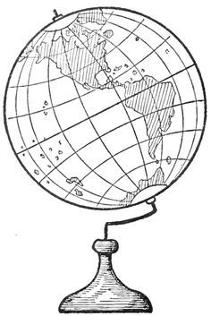 How to draw world globes with easy step by step drawing tutorial sketchbook drawings, doodle Sketchbook Drawings, Doodle Drawings, Globe Drawing, Globe Tattoos, Earth Drawings, How To Draw Steps, Globe Art, World Globes, Travel Drawing