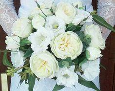 Bridal Bouquet Silk Wedding Bouquet Roses