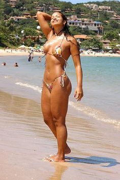 11 Fit Body Types NOT often shown in Fitness Magazines <<< this is what i like. real women who work out and are fit and curvy