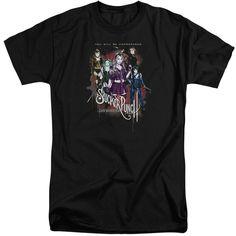 Sucker Punch/Unprepared Short Sleeve Adult T-Shirt Tall in