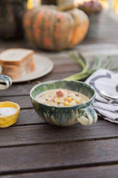 keep it simple, keep it fresh: Nourish your soul; soup month! Today: Potato Chowder
