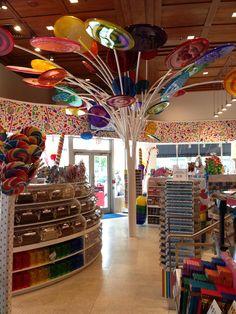 Dylan's Candy Bar, South Beach, Miami, Florida