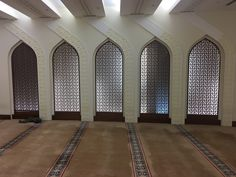 Cnc Cutting Design, Mosque Architecture, Arabic Design, High Rise Building, Prayer Room, Modern House Design, Urban Design, Interior And Exterior, Allah