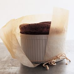 With its chewy exterior and warm, puddinglike center, chocolate souffle might be considered the more refined cousin of molten cake. With or without creme anglaise, it's a showstopper. Souffle has earned a reputation for difficulty, but following a few key techniques will reward you with a masterpiece every time.