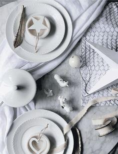 Virlova Interiorismo: [Deco] 5 paletas de color diferentes para 5 mesas de Navidad