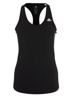 Nelly.com: Basic 3S Tank - adidas Sport Performance - nainen - Musta/valkoinen. Uutuuksia joka päivä. Yli 800 tuotemerkkiä. Rajatonta vaihtelua.