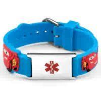 toddler medical alert bracelet