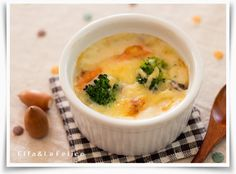秋鮭ときのこのグラタン |La Felice 旬菜料理教室