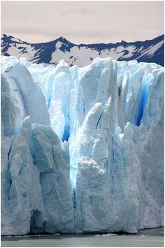 Argentina Travel Photography: Patagonia Los Glaciares National Park Perito Moreno Glacier.105 by Hans Hendriksen