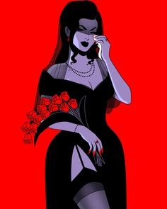Girl Cartoon, Cartoon Art, Gothic Fantasy Art, Arte Obscura, Dibujos Cute, Goth Art, Vintage Horror, Hippie Art, Couple Aesthetic