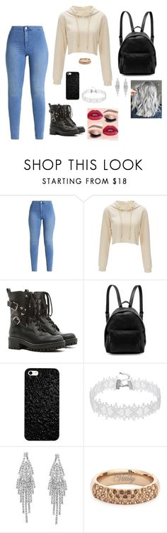 """""""School day"""" by joker08 ❤ liked on Polyvore featuring RED Valentino, STELLA McCARTNEY and Humble Chic"""