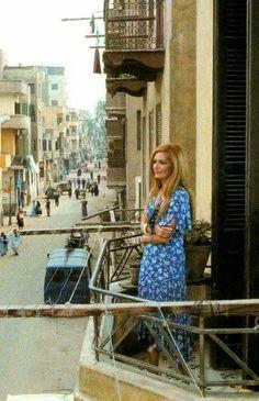 داليدا في مصر منطقة شبر
