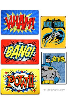 Superhero signs....trying to get ideas for my group in vbc this year!