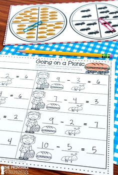 Looking for some learning games to keep your Kindergarteners engaged at the end of the year or during summer school? Check out the math and literacy freebies and ideas in this post. You'll find activities to keep your kiddos on task and having fun! Learning Games, Learning Centers, Math Centers, Cvce Words, Kindergarten Math Activities, The Game Is Over, Summer Games, Little Learners, Addition And Subtraction