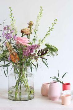 Judith Slagter - Summer bouquet  judithslagter.nl // #summerbouquet #bouquet #zomerboeket #boeket