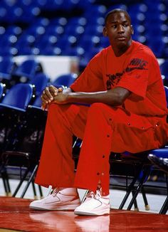 Young Michael Jordan
