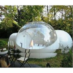 Inflatable bubble tent outdoor with 2 tunnels Amazon.ca Patio Lawn u0026 & Inflatable House : altro-studio.com | SALON | Pinterest