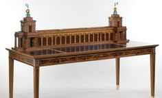 LINLEY: Dogana Desk