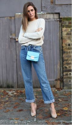 How to Wear: Dad Jeans
