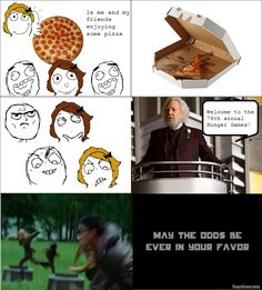 The Hunger Games :)